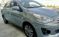 Selling Silver Mitsubishi Mirage G4 2019 in Quezon