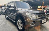 Grey Mitsubishi Pajero 2014 for sale in Las Piñas