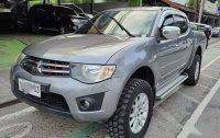 Selling Silver Mitsubishi Strada 2014 in Quezon