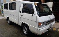 White Mitsubishi L300 2016 for sale in Manila