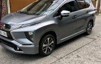 Silver Mitsubishi XPANDER 2019 for sale in Manila
