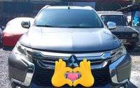 Grey Mitsubishi Montero 2016 for sale in Mandaluyong