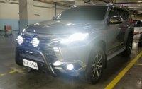 Selling Silver Mitsubishi Montero Sport 2018 in Quezon City