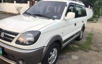 Pearl White Mitsubishi Adventure 2013 for sale in Bocaue