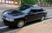 Selling Black Mitsubishi Lancer 2000 in Manila