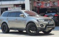 Brightsilver Mitsubishi Montero Sport 2013 for sale in Makati