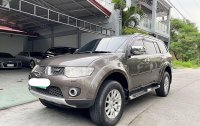 Brown Mitsubishi Montero 2012 for sale in Bacoor