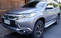 Silver Mitsubishi Montero Sport 2016 for sale in Paranaque