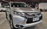 Selling Silver Mitsubishi Montero 2016 in San Fernando