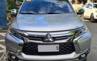 Sell Silver 2017 Mitsubishi Montero Sport in Pasay