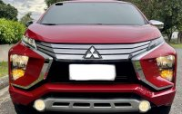 Red Mitsubishi Xpander 2020 for sale in Automatic