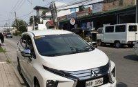 Selling White Mitsubishi XPANDER 2019 in Parañaque