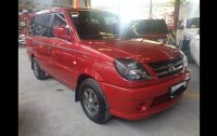 Red Mitsubishi Adventure 2017 for sale in Manual