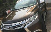 Grey Mitsubishi Montero Sport 2017 for sale in Cainta