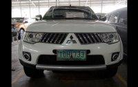 Sell White 2012 Mitsubishi Montero sport SUV Automatic in Marikina