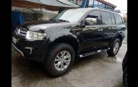 Sell Black2015 Mitsubishi Montero Sport SUV Automatic