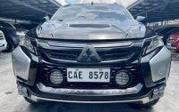 Black Mitsubishi Montero Sport 2017 for sale in Las Piñas