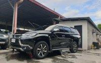 Selling Black Mitsubishi Montero Sport 2017 in Parañaque