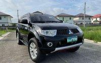 Black Mitsubishi Montero Sport 2013 for sale in Automatic