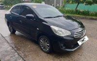 Selling Black Mitsubishi Mirage 2019 in Quezon City