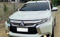 Pearl White Mitsubishi Montero Sport 2018 for sale in Cagayan de Oro