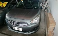 Selling Grey Mitsubishi Mirage G4 2019 in Quezon City