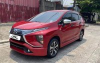 Selling Red Mitsubishi Xpander 2019 in Quezon City