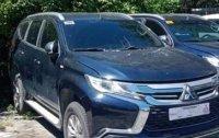 Blue Mitsubishi Montero 2018 for sale