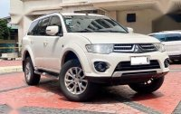 Selling White Mitsubishi Montero 2014 in Makati