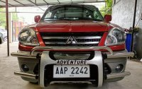 Sell Red 2014 Mitsubishi Adventure in Las Piñas