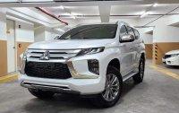 White Mitsubishi Montero 2020 for sale in Manual