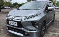 Silver Mitsubishi Xpander 2019 for sale in Lucena