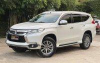 Pearl White Mitsubishi Montero 2019 for sale in Quezon City