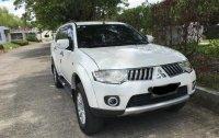 White Mitsubishi Montero 2012 for sale in Automatic