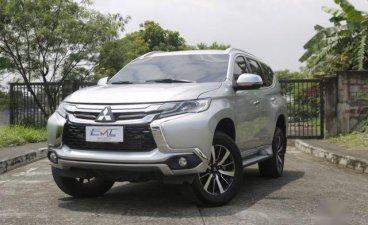 2017 Mitsubishi Montero Sport for sale in Quezon City