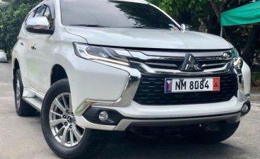 White Mitsubishi Montero Sport 2017 for sale in Bacoor