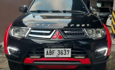 2015 Mitsubishi Montero Sport for sale in Quezon City