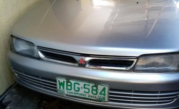 Selling Silver Mitsubishi Lancer 1998 in Manila