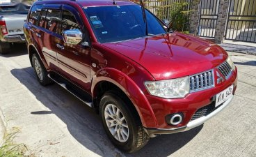 Selling Red Mitsubishi Montero sport 2009 in Lancaster New City