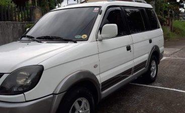 White Mitsubishi Adventure 2014 for sale in Cavite