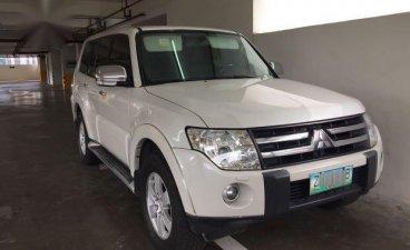 White Mitsubishi Pajero 2008 for sale in Manila
