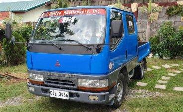 Sell Blue Mitsubishi Fuso in Aritao