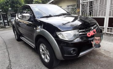 Black Mitsubishi Strada 2010 for sale in Rizal