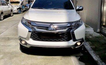 White Mitsubishi Montero 2017 for sale in Pasay