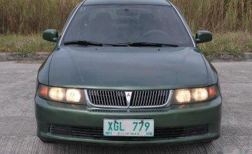 Green Mitsubishi Lancer 2002 for sale in Jaen