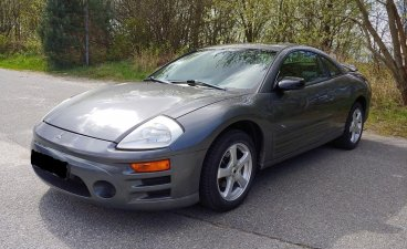 Sell Grey 2003 Mitsubishi Eclipse in Quezon