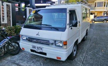 White Mitsubishi L300 2015 for sale in Cainta