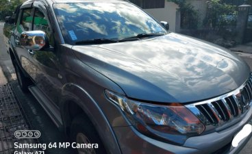 Silver Mitsubishi Strada 2015 for sale in Pasig