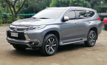 Brightsilver Mitsubishi Montero Sport 2018 for sale in Quezon