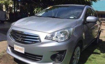 Sell Silver 2018 Mitsubishi Mirage in Manila